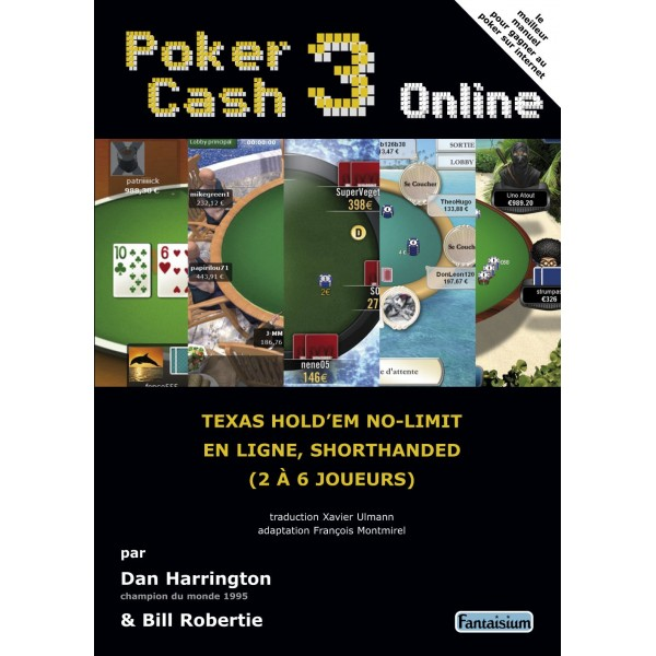 Online poker for cash