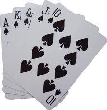 connaitre la combinaison au poker et la valeur des cartes